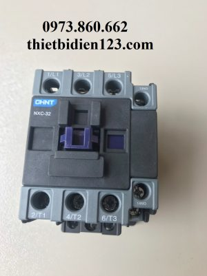 Contactor chint 32a