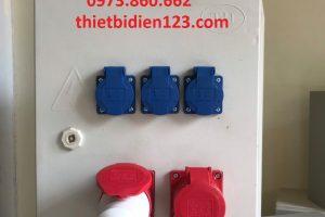 tủ điện cấp nguồn công trình