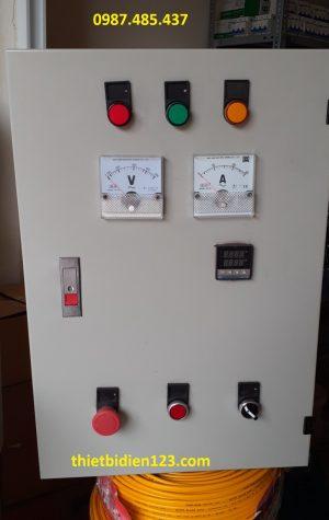 tủ điện điều khiển độ ẩm