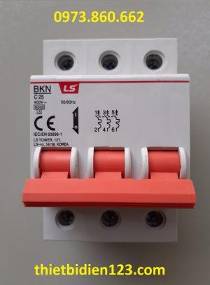 MCB LS 3P 25A
