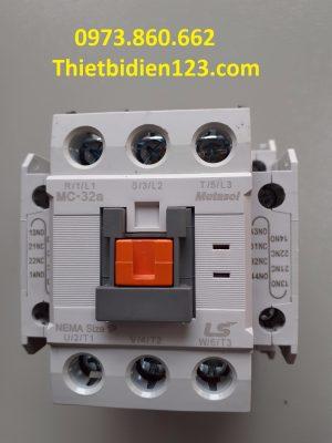 contactor ls 32A -110v