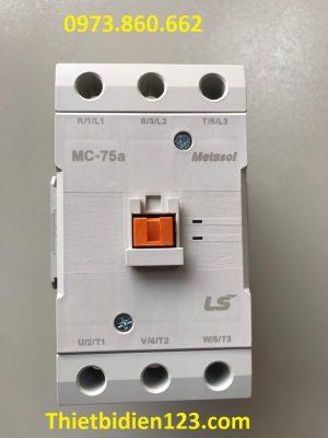 contactor LS 75A