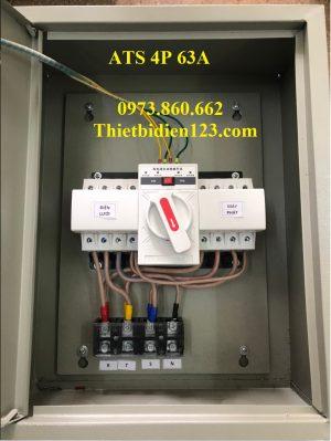 ATS 4P 63A