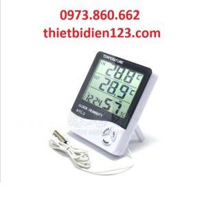 đo độ ẩm nhiệt độ