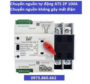 chuyển nguồn tự động ATS 2P 100A