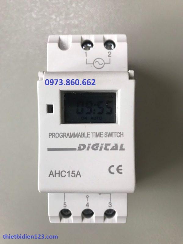 hẹn giờ điện tử AHC15A
