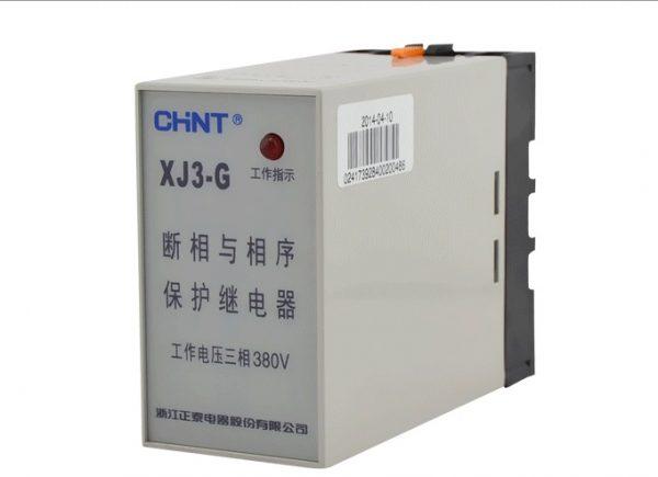 Bảo vệ mất pha chint XJ3-G
