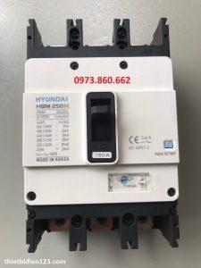 APTOMAT hyundai MCCB 3P 160A