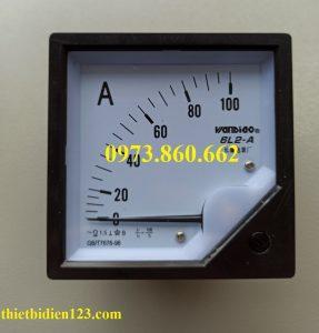 Đồng hồ ampe 100A