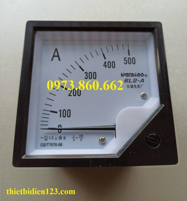 Đồng hồ dòng 500A