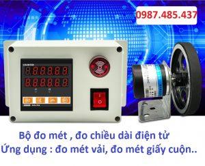 bộ đo mét điện tử