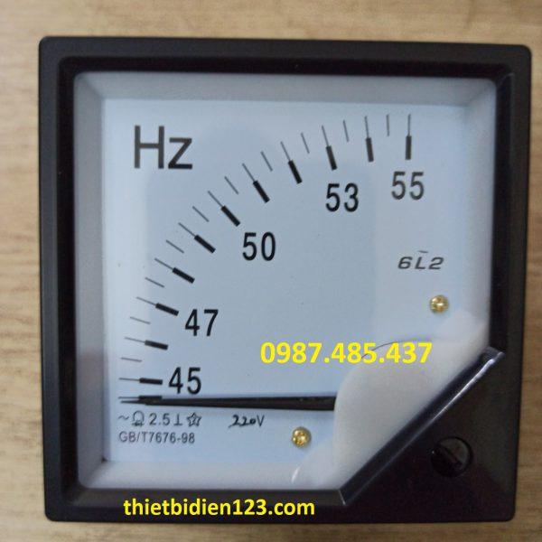đồng hồ tần số 220v