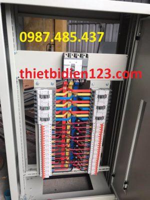 Tủ điện phân phối, tủ cấp nguồn